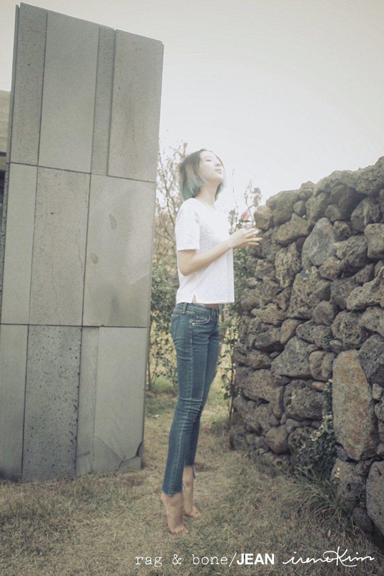 Irene Kim 參與 rag & bone D.I.Y. Project。圖...