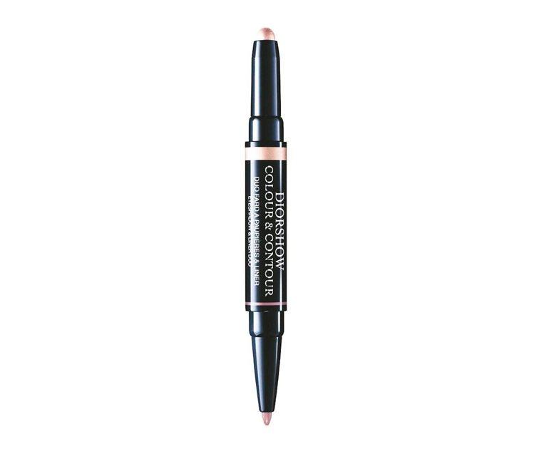 Dior迪奧搶眼雙效眼彩筆#557 (1,400元,限量) 圖/業者提供