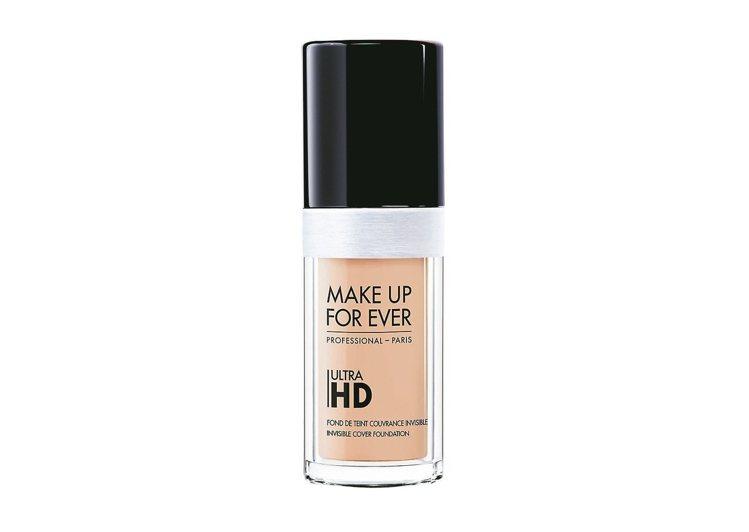 MAKE UP FOR EVER ULTRA HD超進化無瑕粉底液(1,700元...