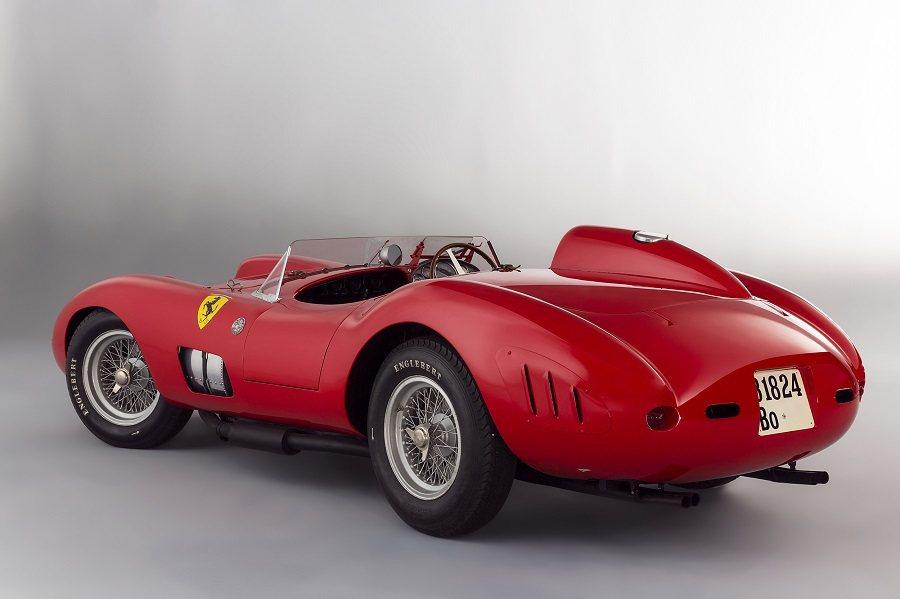 這輛Ferrari 335 S預估將會有美金3000-3400萬的身價。 摘自...