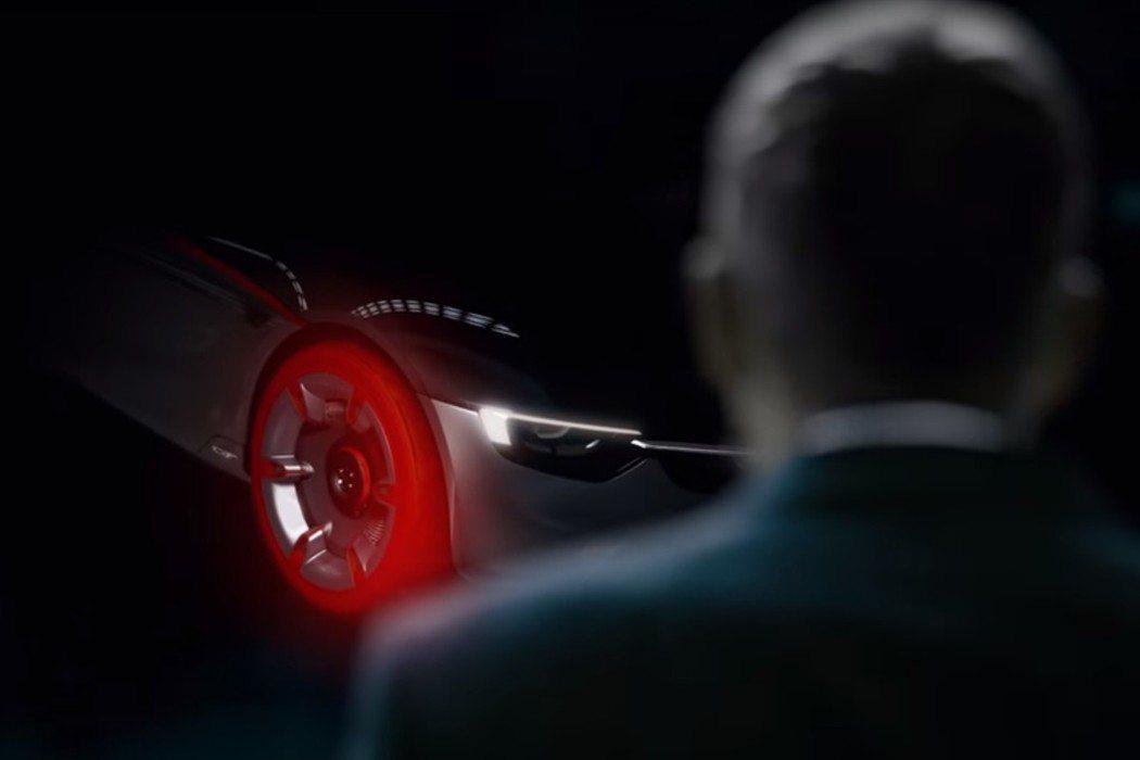 Opel本周再次公布GT概念車第二波影片預覽。 摘自Opel.com