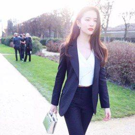 春夏訂製服/Dior 華麗盛世的餘韻