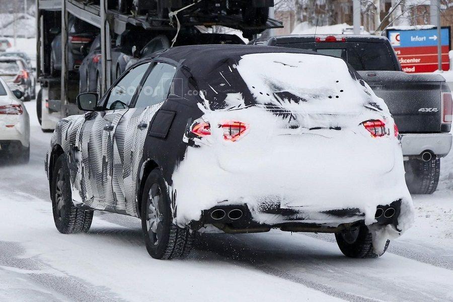 Maserati也預計同時發表插電式油電混和動力系統(plug-in hybrid)。 摘自motor1.com
