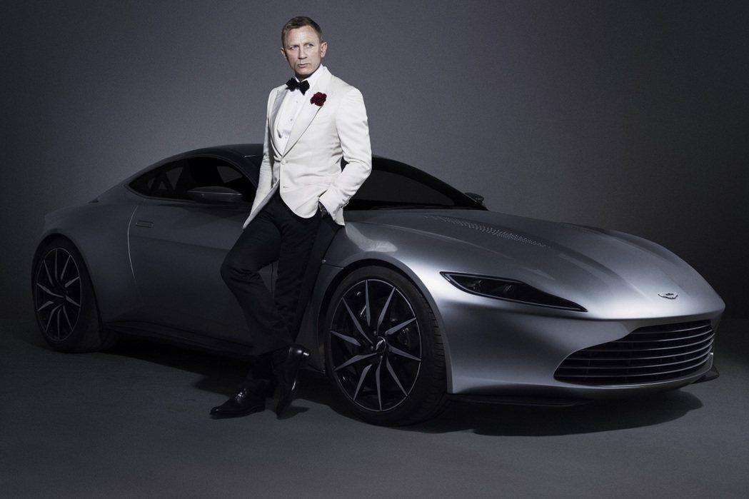 電影007主角駕駛著Aston Martin帥氣的身影,深深烙印在許多人心中。 摘自Aston Martin.com