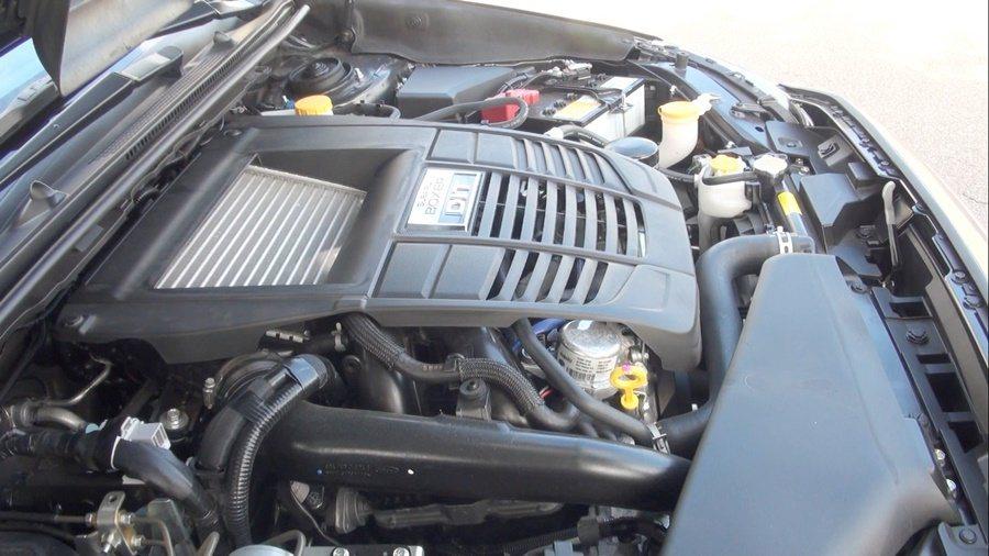 動力是1.6升渦輪增壓水平對臥汽油引擎,匹配Lineartronic CVT無段變速箱,加速平順流暢。