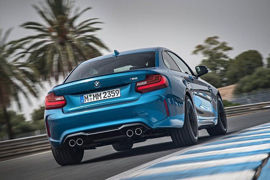BMW M2擁有一具知名的3.0直列六缸雙渦流引擎,其0-100km/h加速僅需4.3秒。 BMW提供