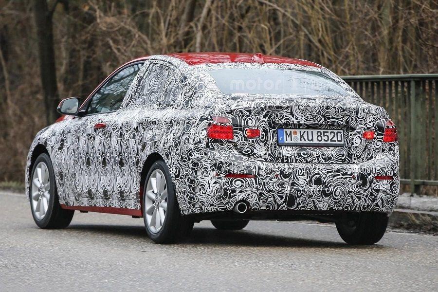 BMW 1-Series將會在中國上市,但未來也不排除在歐美發表。 摘自Worldcarfans.com