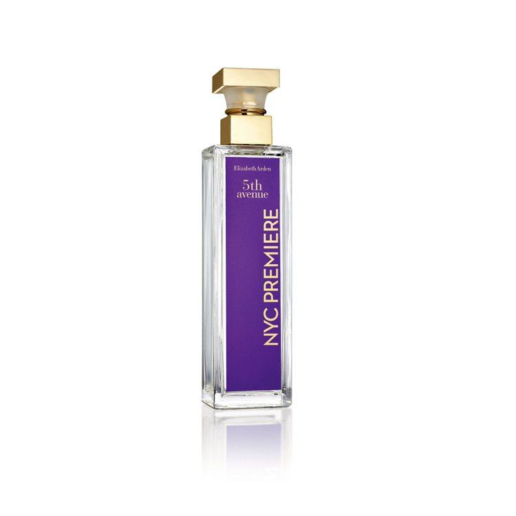 伊伊麗莎白雅頓第五大道香水-紐約名媛限定版,125ml/2,500元。圖/Eli...