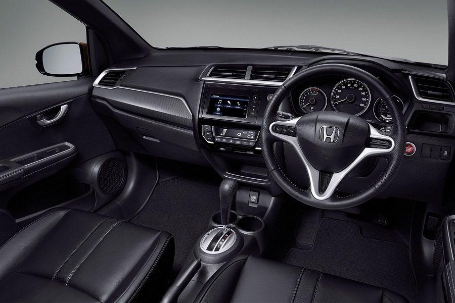 BR-V帶給當地消費者能滿足眾多駕駛需求的舒適性與安全性配備。 Honda提供