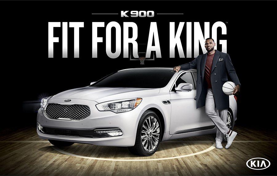 今年即將開打的全明星賽中,KIA更成為NBA史上第一個將LOGO繡上明星賽球衣的...