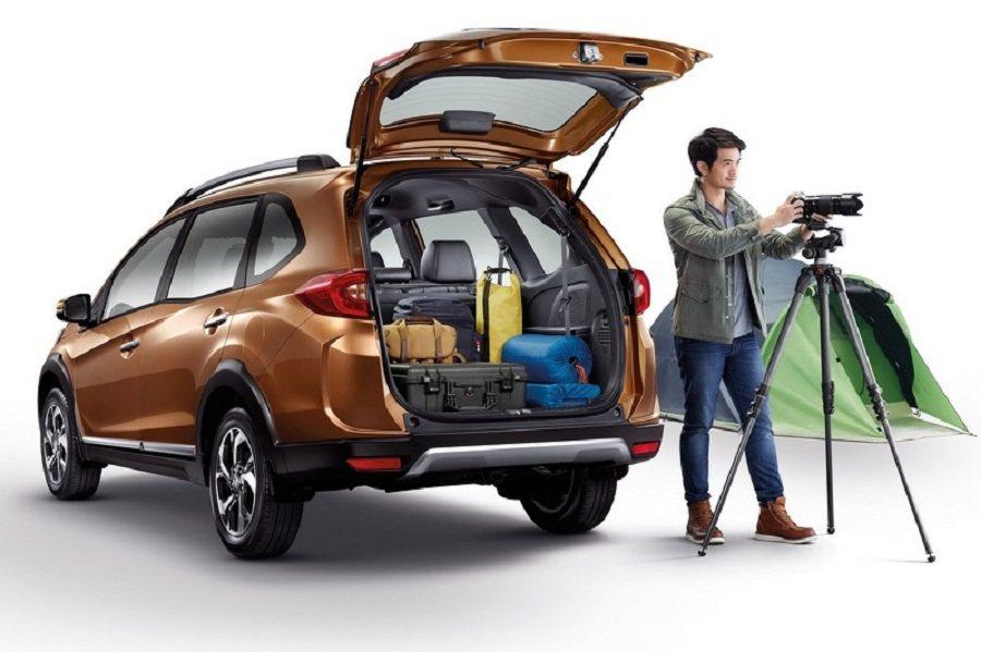 BR-V兼具了日常生活與休閒用途,是一輛大空間的經濟性車款。 Honda提供