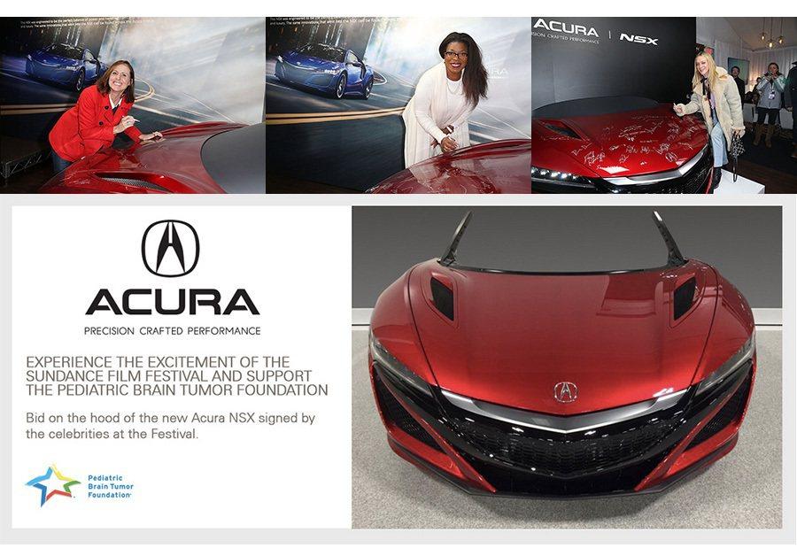 Acura提供