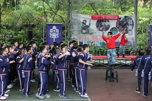 純示意圖,非本文涉指之對象。 圖片來源/ 私立大華高級中學