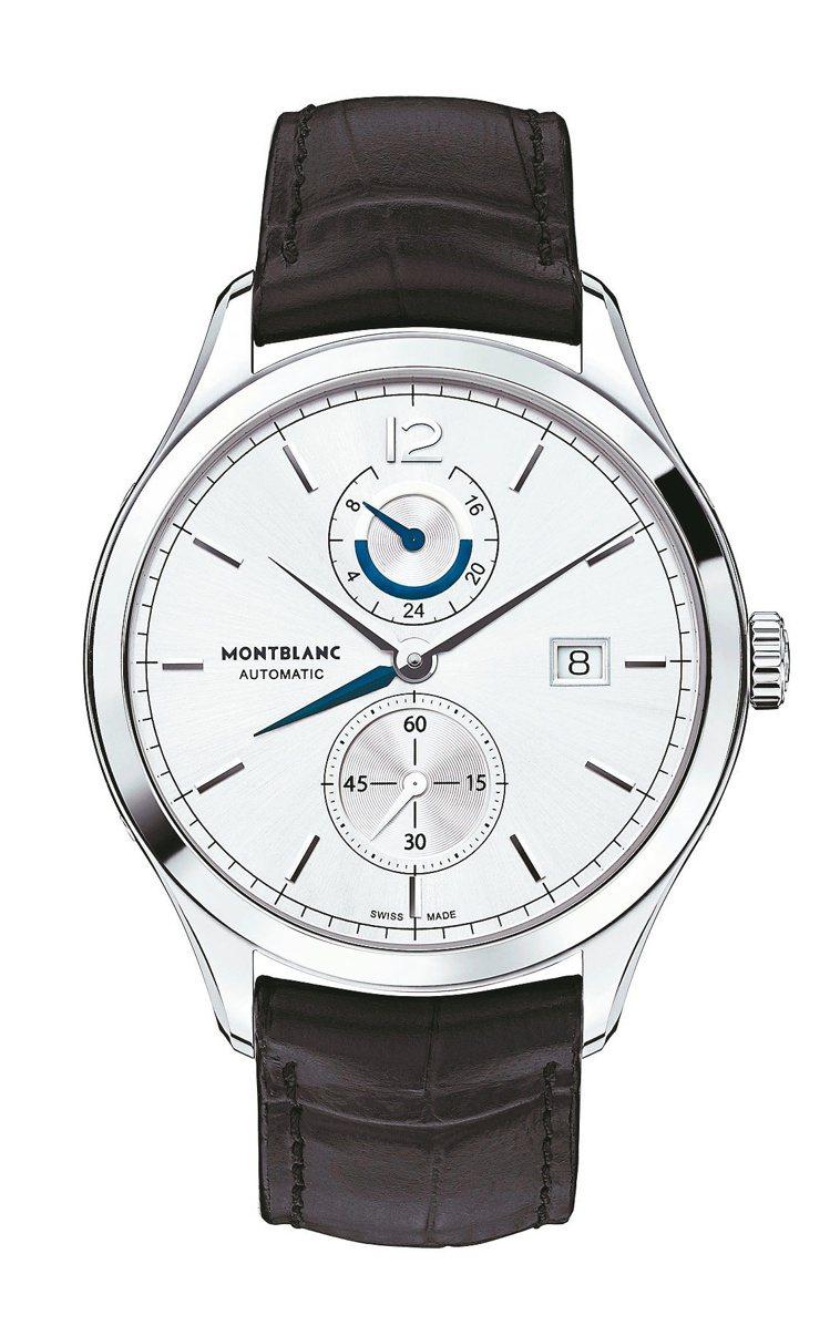 萬寶龍Heritage Chronometrie傳承精密計時系列兩地時間表,13...