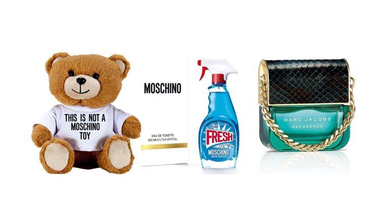妳沒看錯!穩潔、小熊、皮包... 這些都是香水。圖/品牌提供