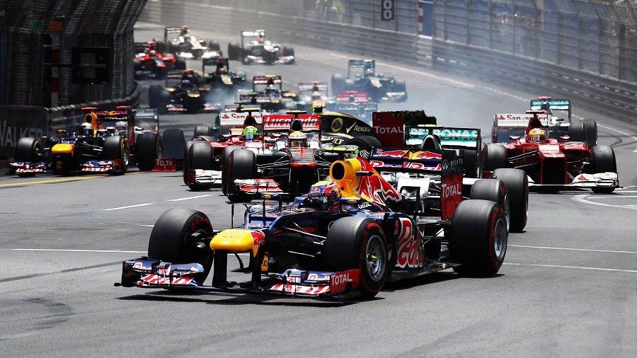 2016年F1一級方程式錦標賽即將開始。 摘自Dabblewith.com