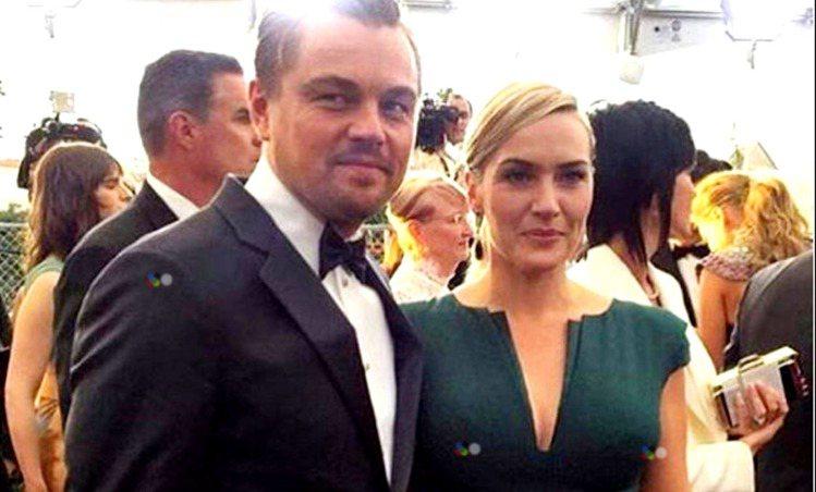 李奧納多狄卡皮歐與凱特溫絲蕾自從在《鐵達尼號》相遇後,彼此認識將近 20 年,他...
