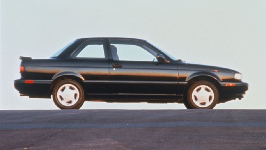 1990年代生產的SE-R在當時引起一波銷售熱潮。 摘自carscoops.c...