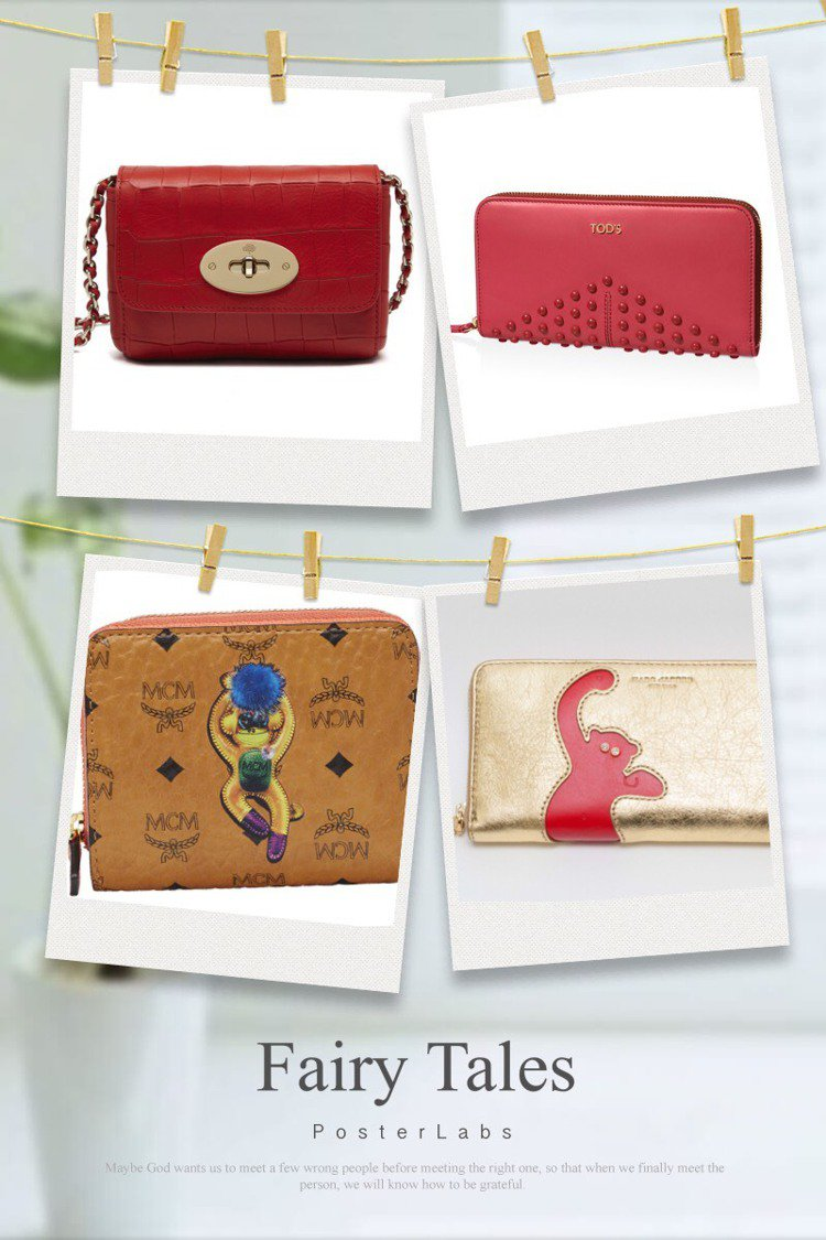 (左上起順時鐘依序)Mulberry Mini Lily牛皮鱷魚壓紋鍊帶包22,...