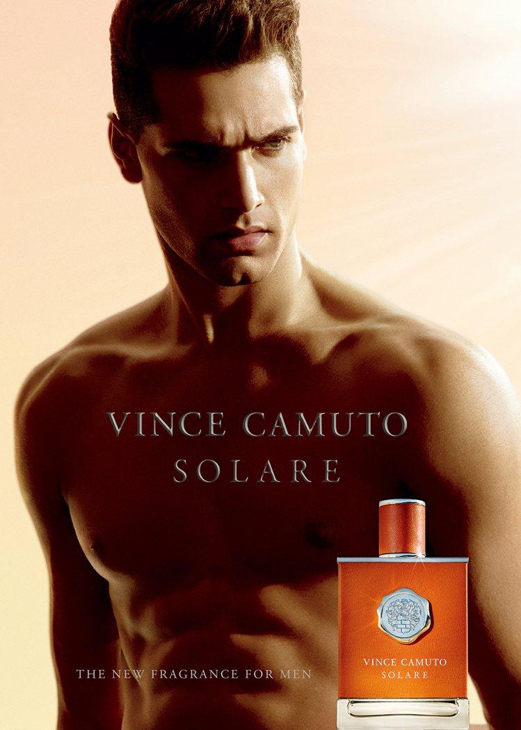 VINCE CAMUTO 文斯卡穆托烈日男性淡香水,以熱情明亮的太陽為主題,捕捉...
