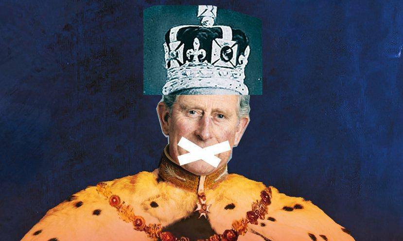 God Save THE King 圖/舞台劇《查爾斯三世》宣傳照。