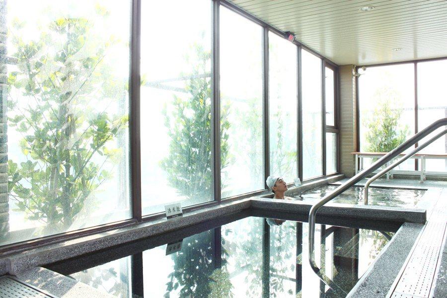 酒店也設有SPA水療區。