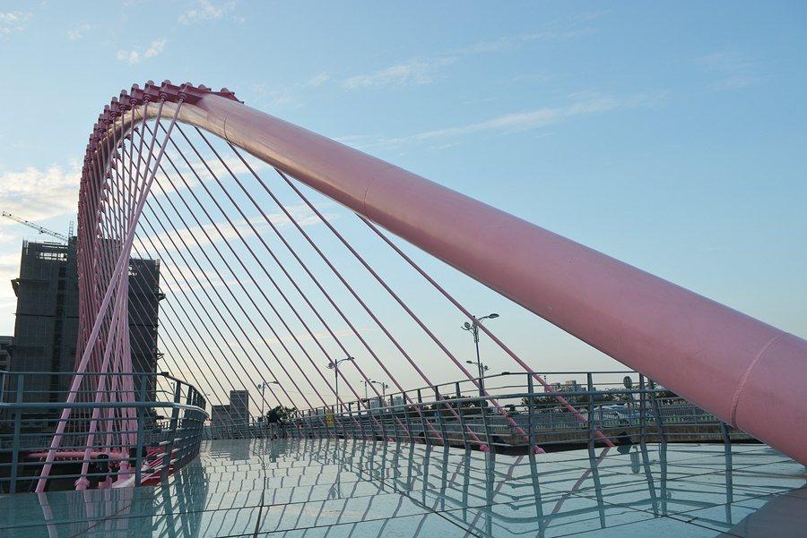 大坑情人橋。