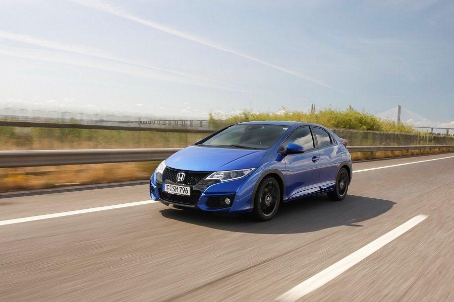 Civic、CR-V也在各自的級距內獲得不錯的成績。 Honda提供