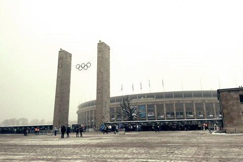 德國足球三城記之一:柏林、奧林匹亞運動場與歷史印記