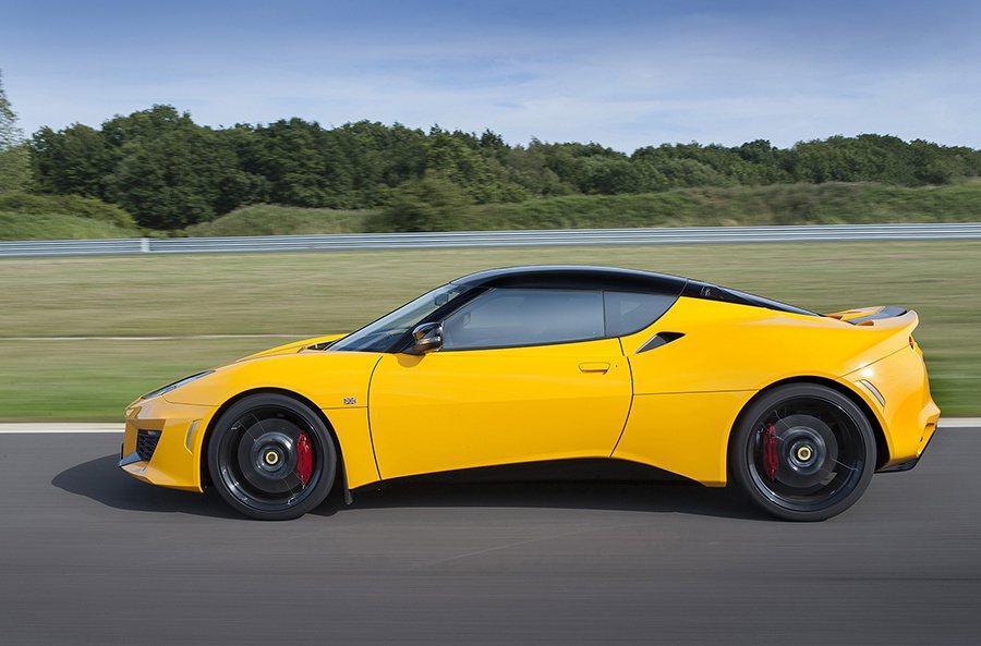 Lotus Evora 400 Lotus提供