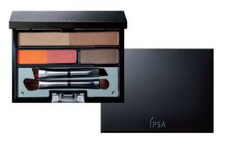 IPSA活現誘色眉彩組,售價1,250元。圖/IPSA提供