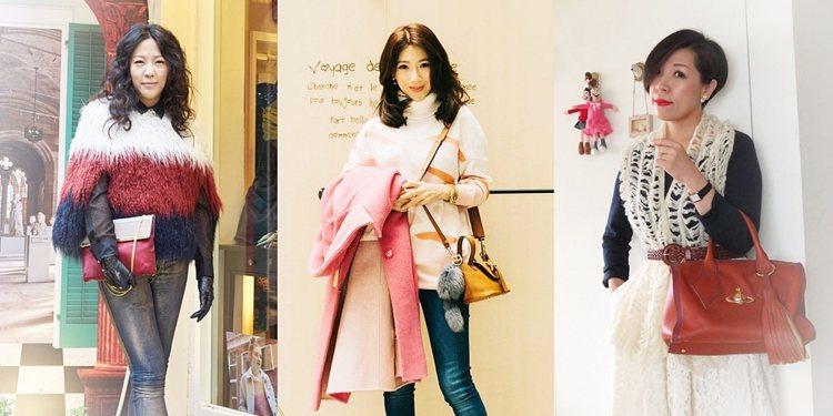 時尚又喜氣!3位造型專家,教妳過年怎麼穿。圖/3位造型專家提供