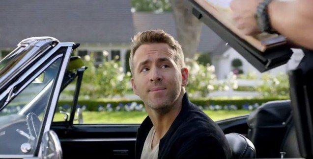 Hyundai找來萊恩·雷諾斯(Ryan Reynolds)拍攝廣告。 圖/截自影片