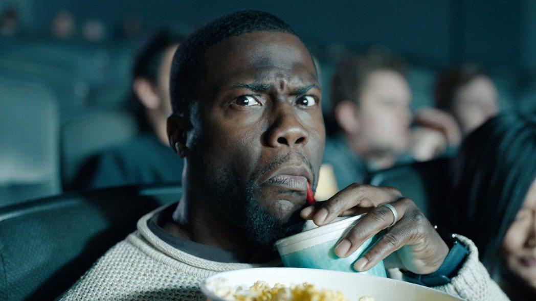Hyundai找來黑人明星Kevin Hart拍攝廣告。 圖/截自影片