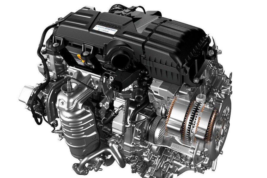 動力方面是由一具2.0L i-VTEC引擎跟鋰離子電池馬達所組成的Hybrid ...