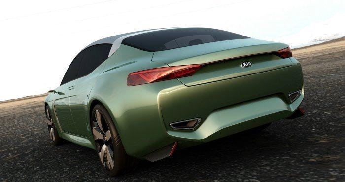 動力將提供三款引擎,分別為2.0升、2.2升以及3.0升汽油引擎。 KIA提供