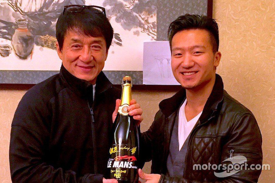 知名影星成龍與他的車隊將進軍Le Mans24小時大賽。 摘自motorspo...