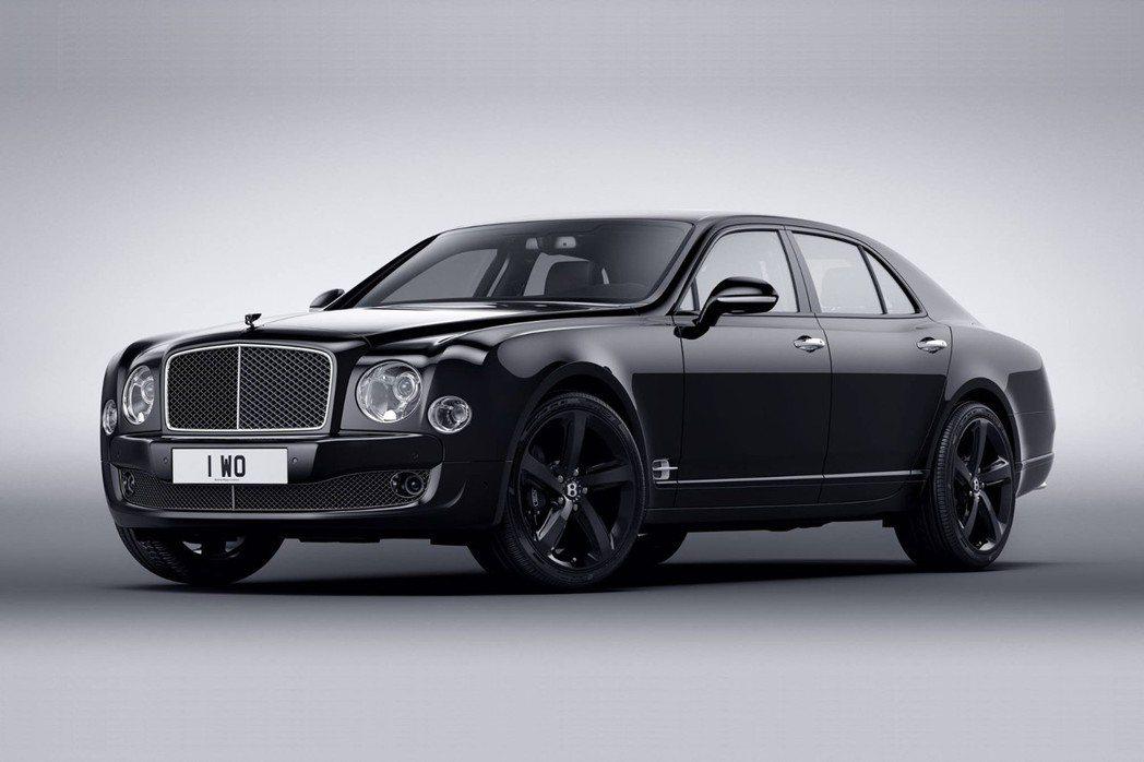 豪華品牌Bentley看中金字塔頂端的消費能力,推出Mulsanne Speed Beluga特仕車。 摘自Bentley.com