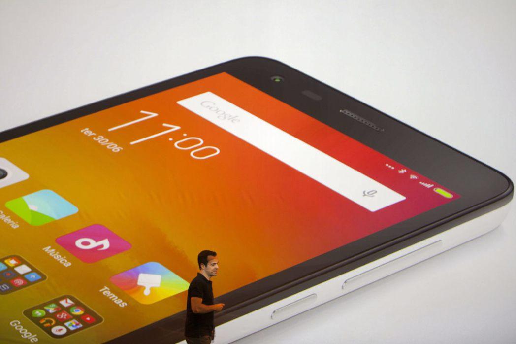 手機示意圖 歐新社資料圖