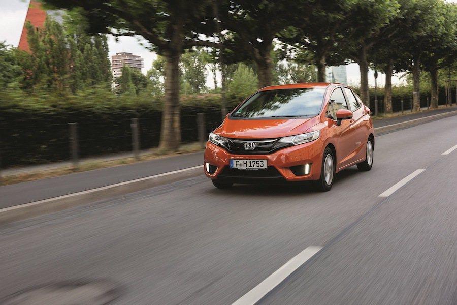 Honda Fit一舉取得微型車與掀背車的性價比冠軍。 Honda提供
