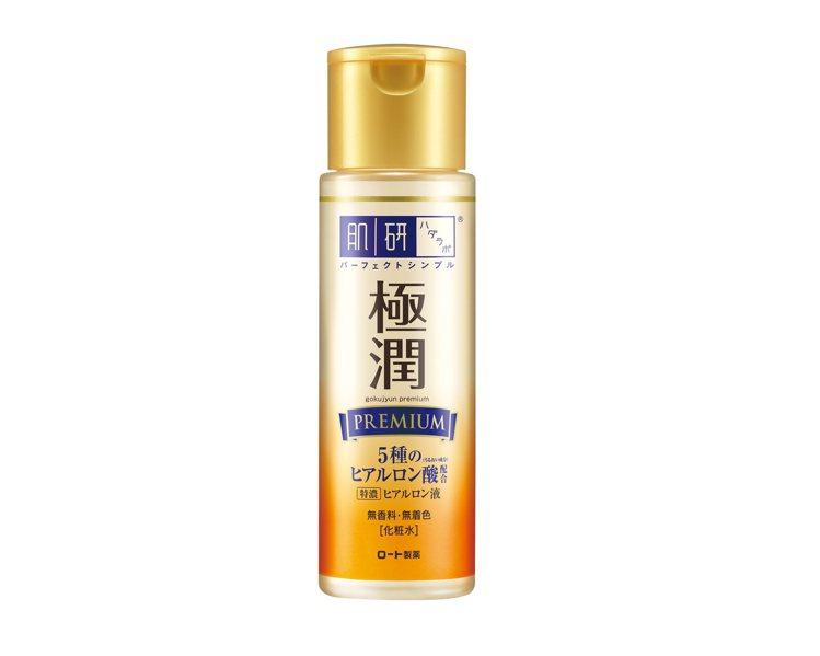 肌研極潤金緻特濃保濕精華水,全新推出限量單品,特色為加入5重玻尿酸及日本藍藻多醣...