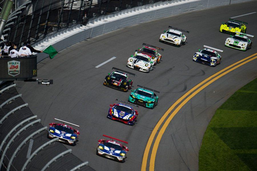 著名的Daytona 24小時耐久賽,為證明車輛堅強可靠度與極致性能的最佳戰場。 Lamborghini提供