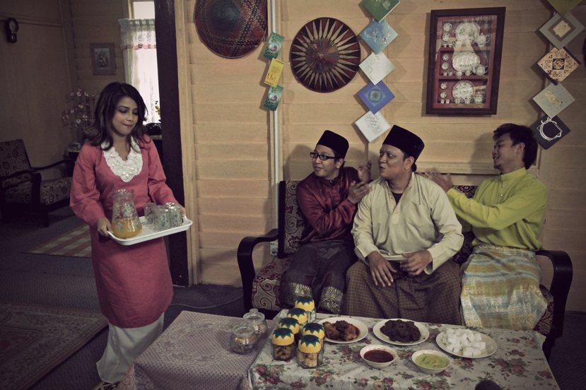 印尼華人對非華裔的男女,有著極為不恰當的稱呼。圖為印尼喜劇 In-trend R...