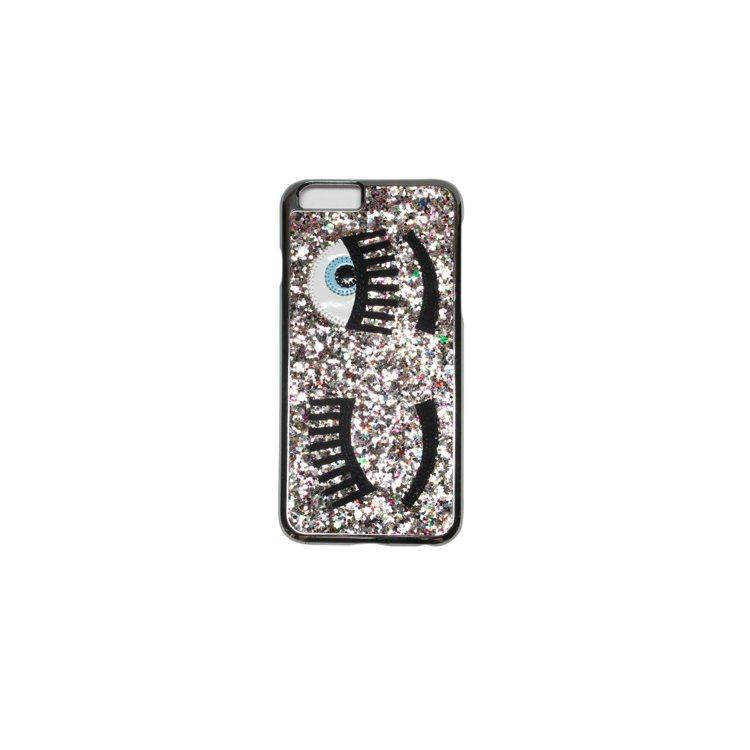 Capsule系列 彩色亮片手機殼 $1,880。圖/Chiara Ferrag...