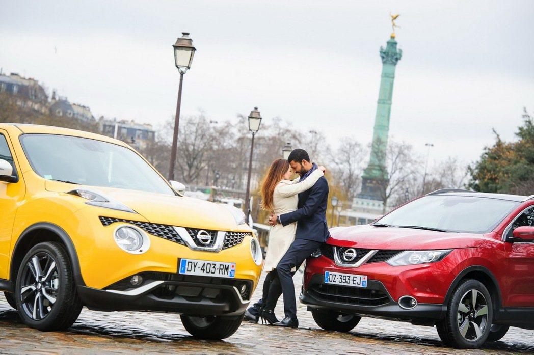 根據英國研究,Nissan車主可能是理想情人。 圖/截自carscoops.com