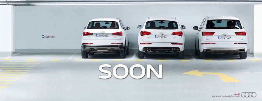 由官方的宣傳圖可得知新的Q系列成員應該會比Q3再小一個尺寸。 Audi提供