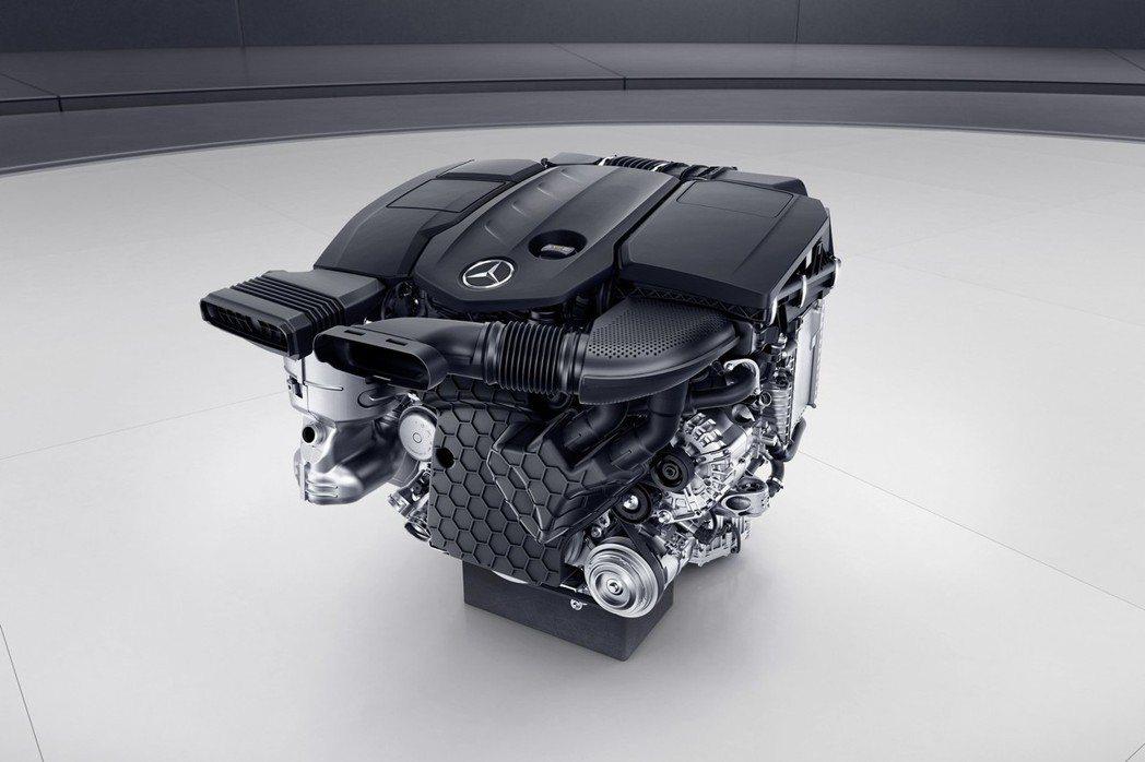 M.Benz發表一款全新2.0升柴油引擎,並率先搭載於旗下E-Class車系。 摘自M.Benz.com