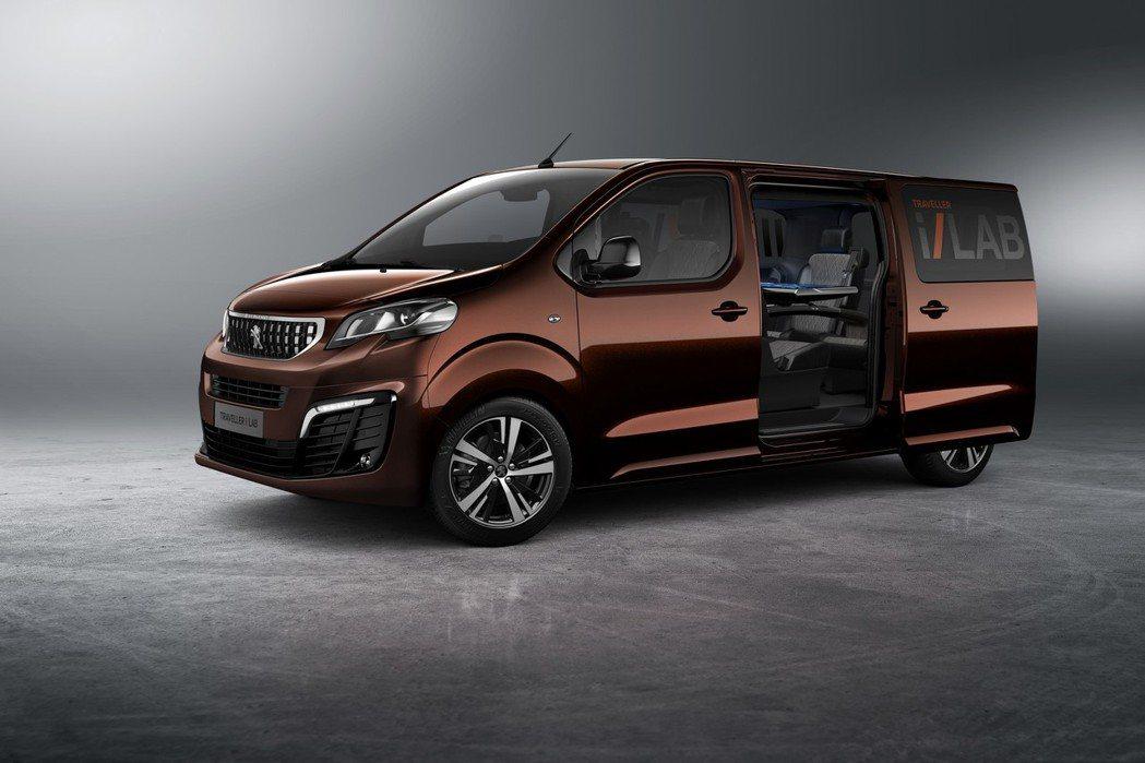 Peugeot Traveller i-Lab VIP 3.0 Shuttle ...