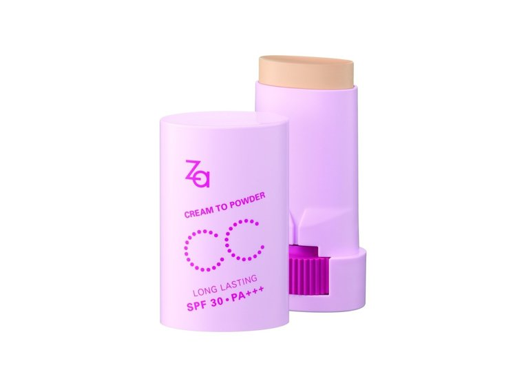 Za美膚模式CC棒,售價320元。圖/Za提供