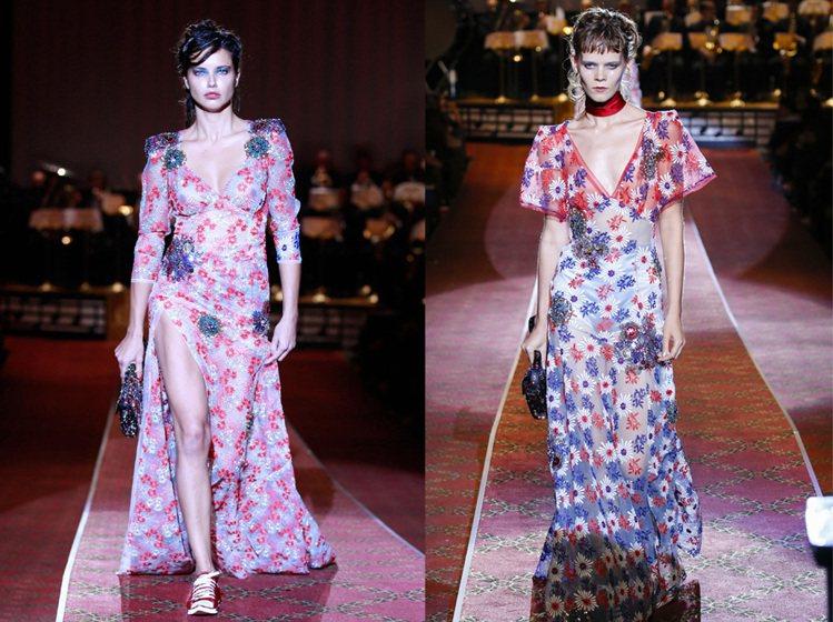 蕾哈娜與蔡依林穿的系列服裝。圖/Marc Jacobs提供